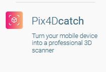 Pix4Dcatch