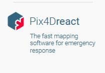 Pix4Dreact