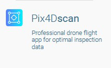 Pix4Dscan